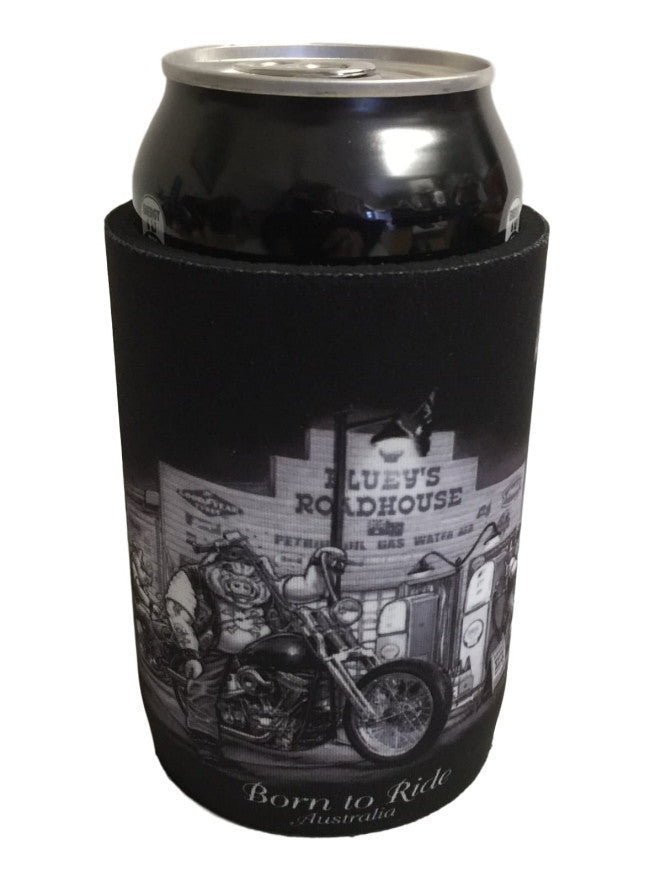 Born to Ride Stubby Holder