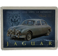 Jaguar Mark II Tin Sign (31.7cm x 40.5cm)