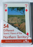 Northern Territory Scenic Playing Cards