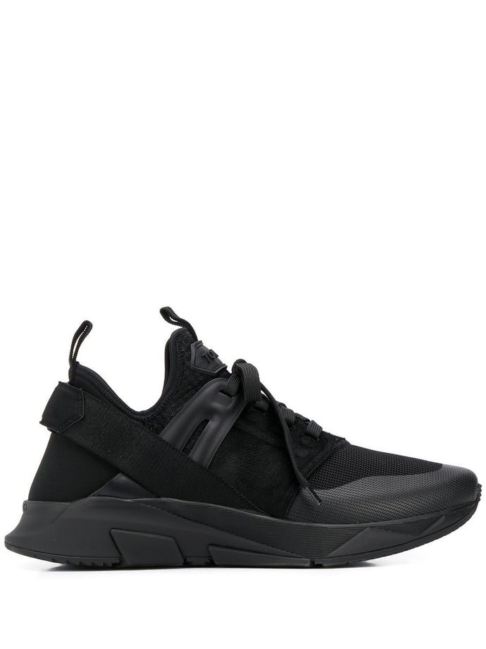 Tom Ford Black Jago Runner Sneakers