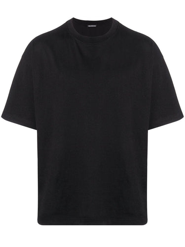 Balenciaga Black 'I Love Techno' T-shirt