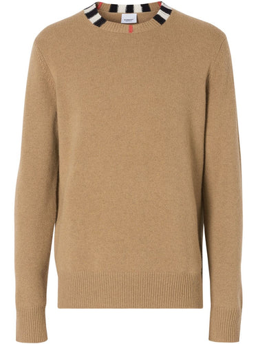 Burberry Cashmere Stripe Trip Sweater