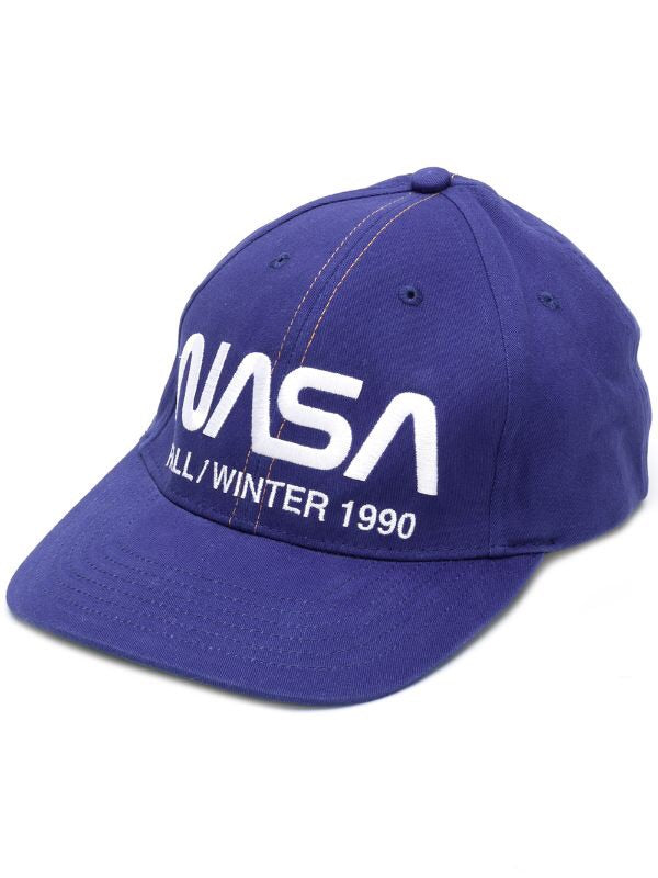Heron Preston Blue NASA Cap