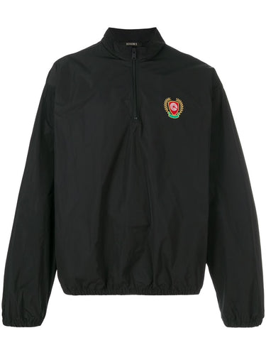 Yeezy Black Crest Windbreaker