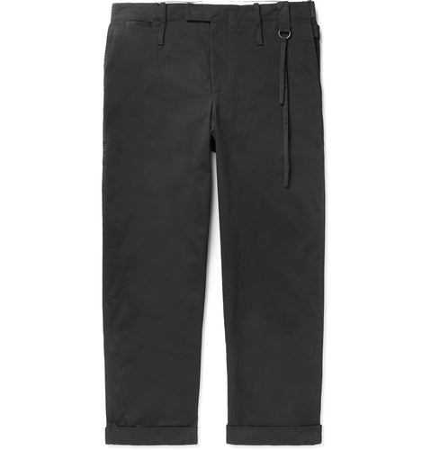 Craig Green Navy Relaxed Tailored Trousers