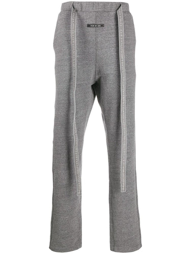 Fear of God Grey Belted Sweatpants