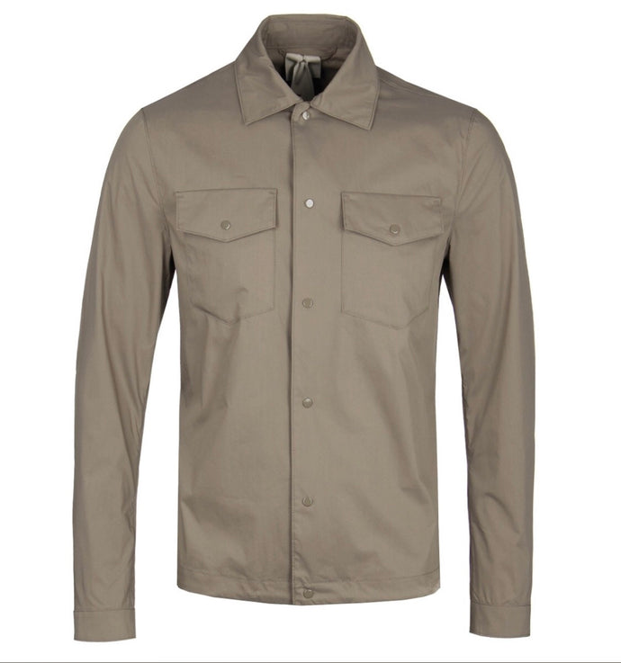 Ten C Khaki Campus Jacket