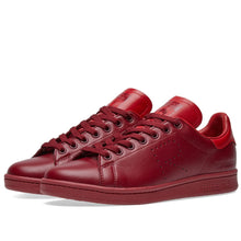 Adidas x Raf Simons Stan Smith Burgundy Sneakers