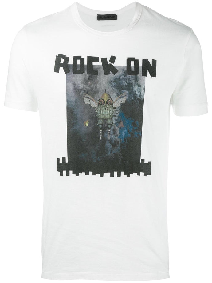 Jil Sander Rock On T-shirt
