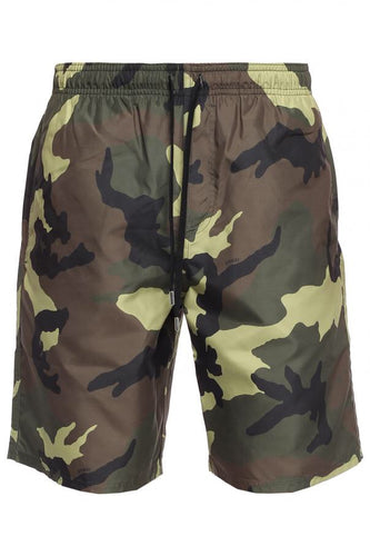 Givenchy Camo Swimshorts
