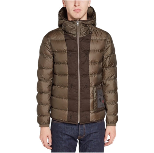 Ten C Khaki Down Line Jacket