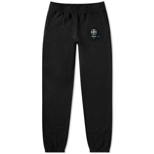 Off White Black Pink Impressionism Sweatpants