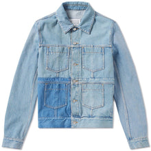 Margiela Patch Denim Jacket