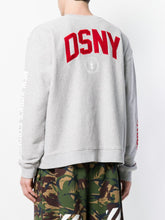 Heron Preston Grey DSNY Crewneck Sweatshirt
