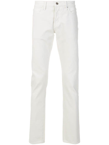 Tom Ford White Slim Denim Jeans