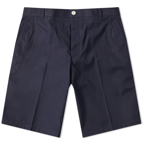Thom Browne Navy Unconstructed Chino Short