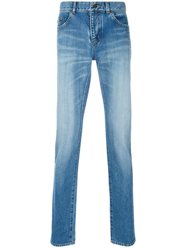 Saint Laurent Blue D02 Denim Jeans