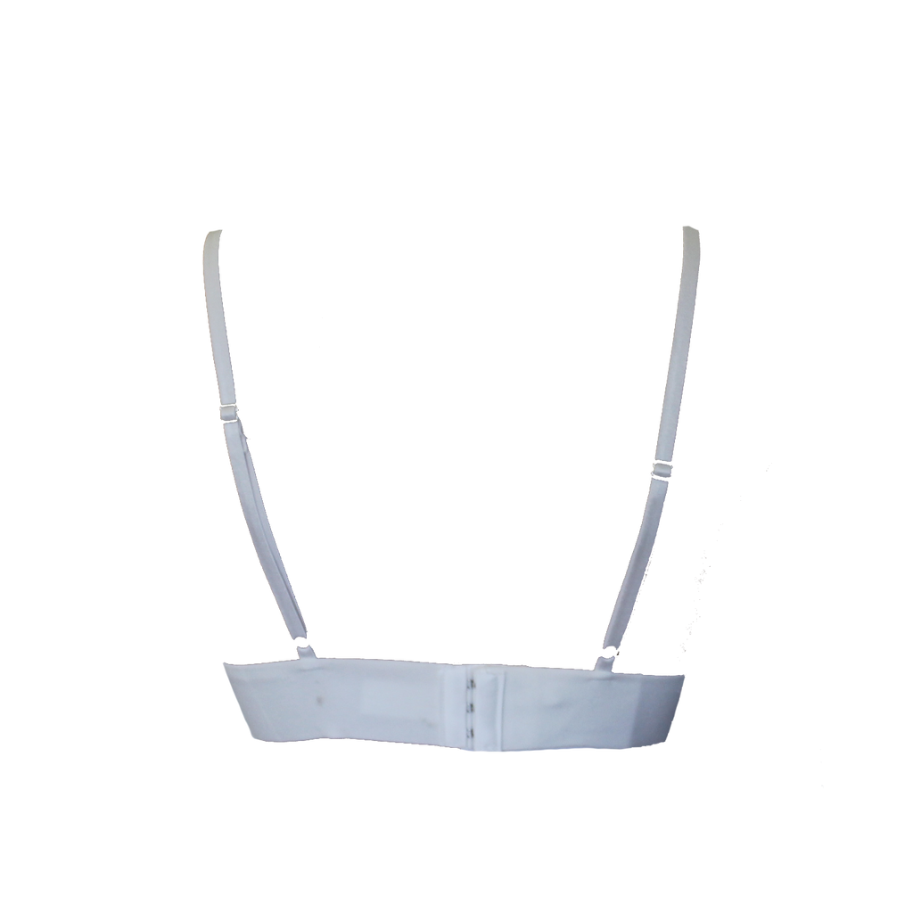 Tiffany Bralette - White - The Affective