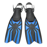 LIXADA Diving Flippers made by TPR - ScubaFever