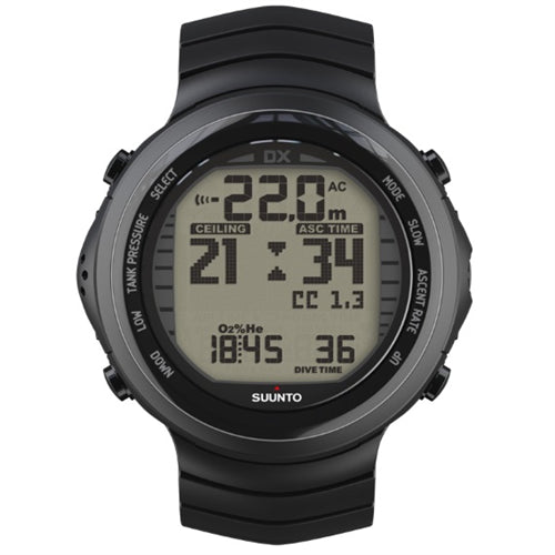 SUUNTO DX BLACK TITANIUM Diving Computer