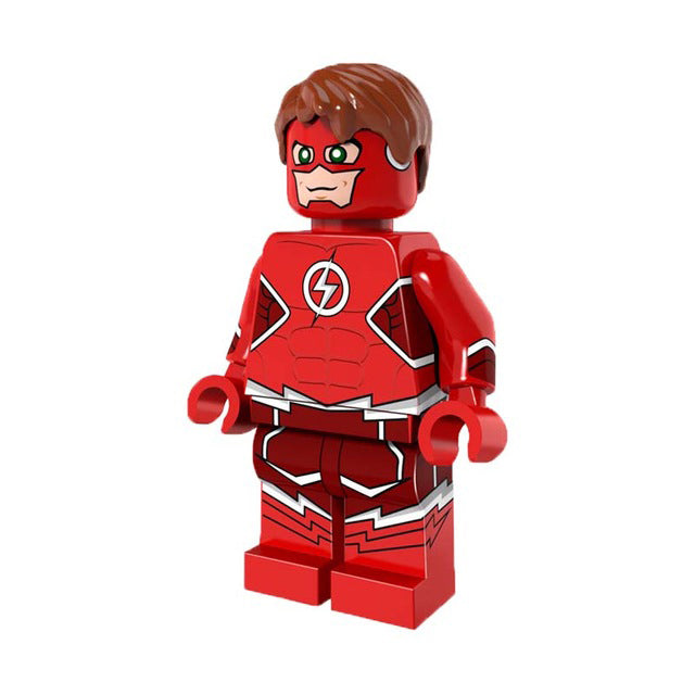 The Flash Minifigure TF244 - GeekGroks