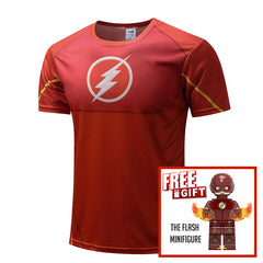 The Flash 3D T-Shirt - GeekGroks