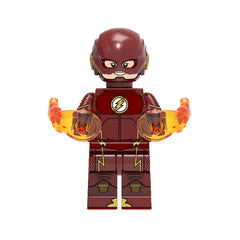 The Flash Block Minifigure TF411 - GeekGroks