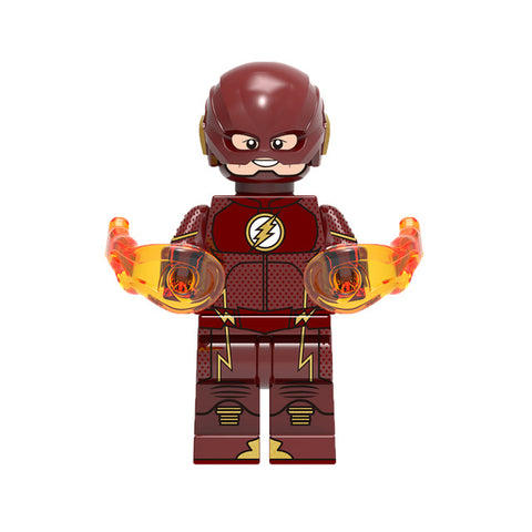 The Flash Minifigure TF411 - GeekGroks