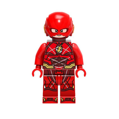 The Flash Block Minifigure TF669 - GeekGroks