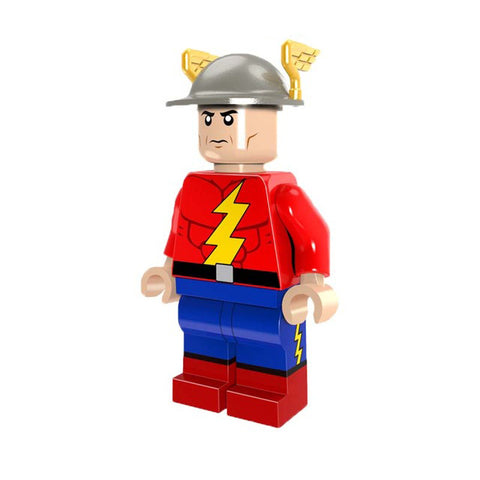 The Flash Minifigure TF247 - GeekGroks