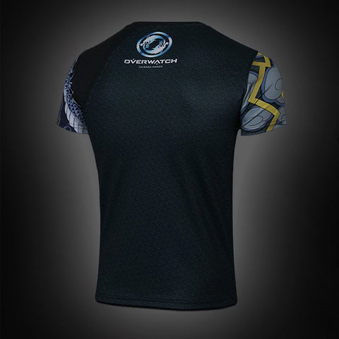 Hanzo T-Shirt With Arm Sleeve - GeekGroks