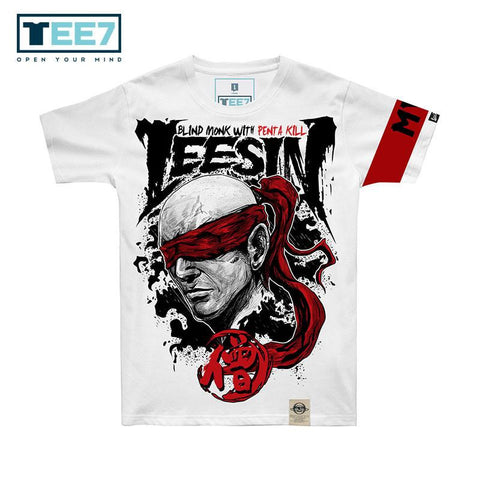 Lee Sin Penta Kill T-Shirt - GeekGroks