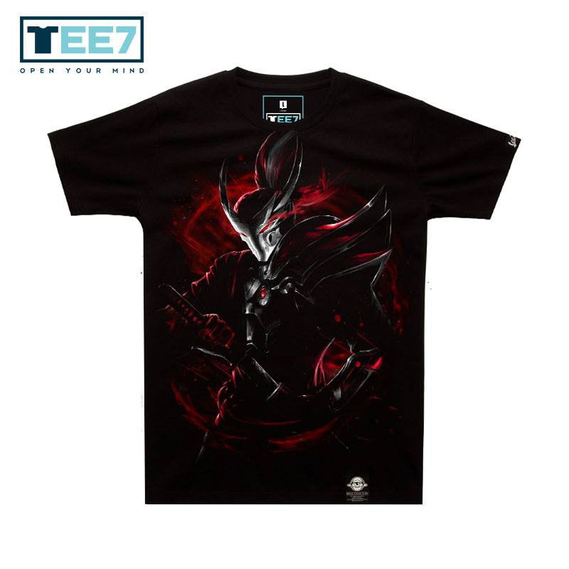 Yasuo Blood Moon Series T-Shirt S/S - GeekGroks