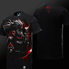 Diana Blood Moon Series T-Shirt S/S - GeekGroks