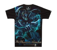 Dota 2 Phantom Assassin T-shirt S/S