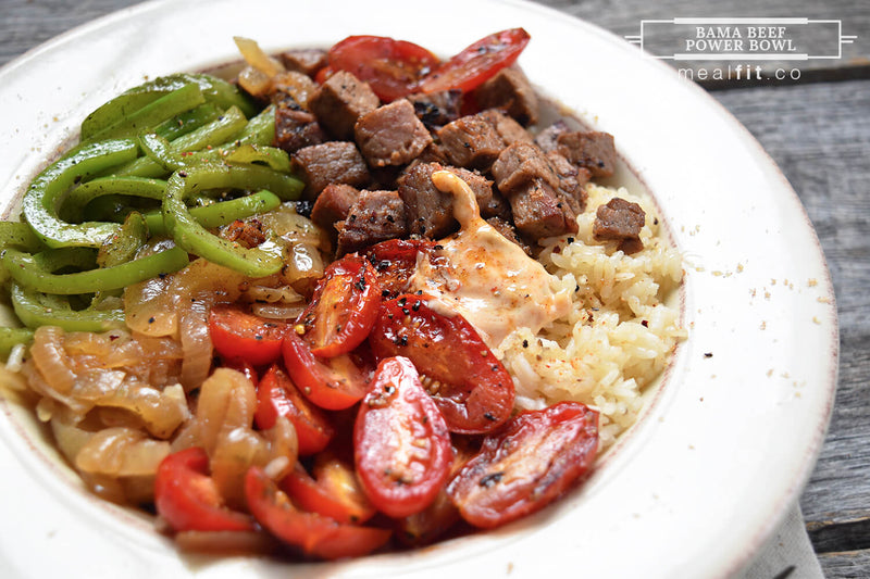 Special - Bama Beef Bowl