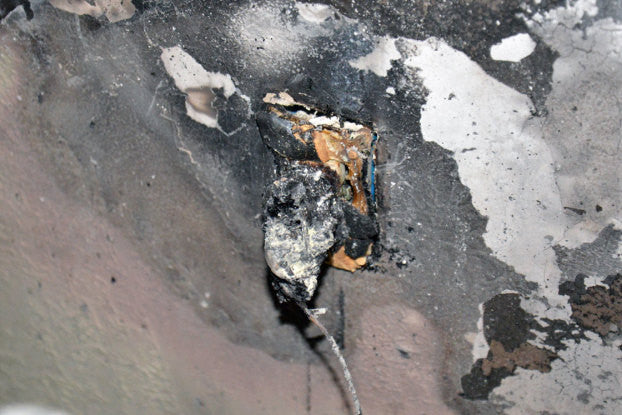 FIRE OFFICER LOSES HER HOME DUE TO A FAULTY CHARGER
