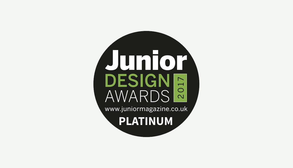 Junior Design Awards Platinum Winners in Best Travel Product Category