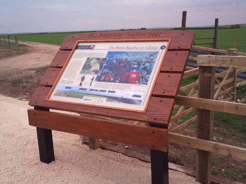 Towton Battlefield Interpretation
