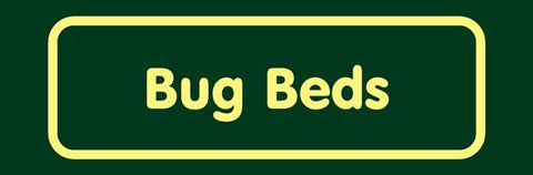 'Bug beds' Nature Watch Visitor Management Sign