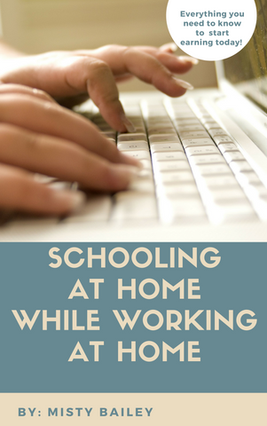 Schooling at Home While Working at Home eBook