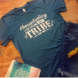 Homeschooling My Tribe T-Shirt