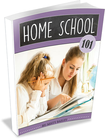 Homeschool 101 eBook
