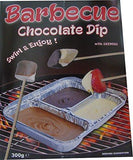 Barbecue Chocolate Dark, Milk and White 300 grams (Pack of 3)