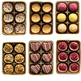 Martins Chocolatier Fruity Selection 36 Chocolate Truffles (6 x Six Packs) | Flavoured Chocolate Truffles | Chocolate Gift Pack | Stocking Fillers