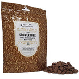 Martins Chocolatier Belgian Chocolate Buttons (900g) | Chocolate Chips | Chocolate Callets | Suitable for Chocolate Fountain Chocolate Moulds (Milk Chocolate and White Chocolate - 2 Bags)