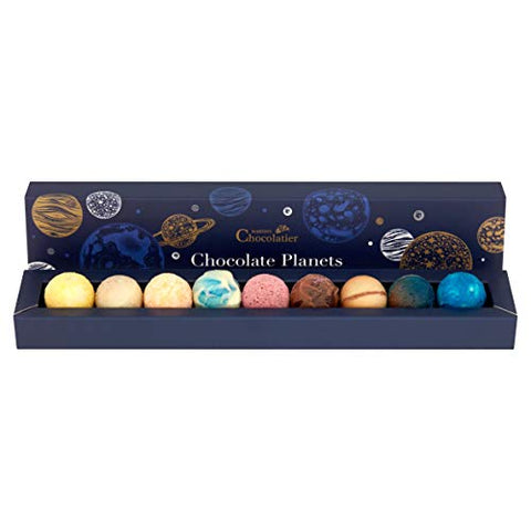 Martins Chocolatier Luxury Chocolate Planets