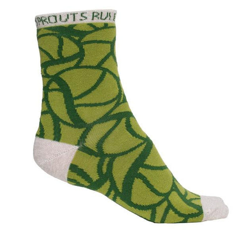 Brussels Sprout Socks
