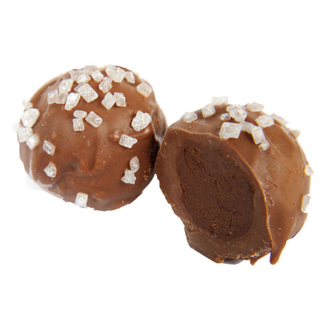 1kg box of 'Glenda' Milk Chocolate & Fine Blended Whisky Truffles