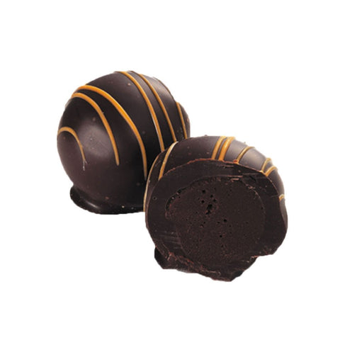 Dark Orange Truffle - Magda